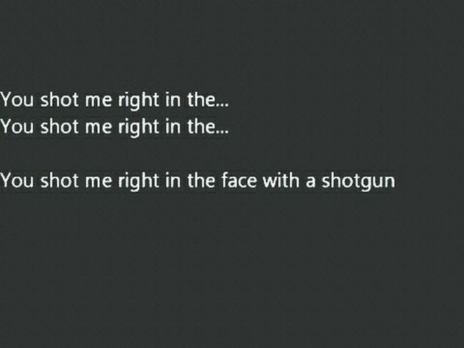 Bangs!  Yellowclaw Shotgun Singasong