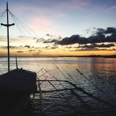 Chasingsunsets Sea Beauty In Nature Boat Deck Tranquility