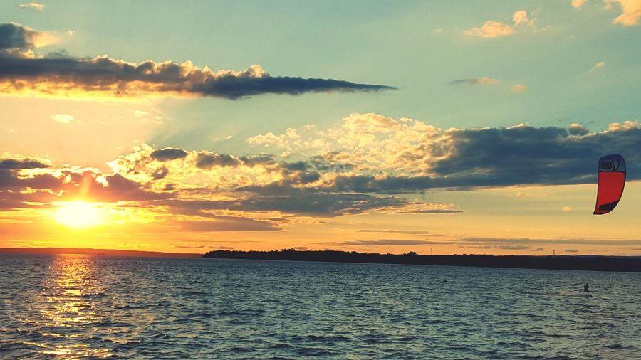 43 Golden Moments Sunset