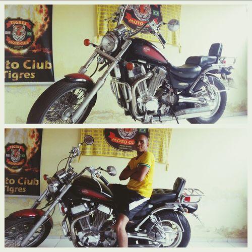 Motorcycler SUZUKI Intruder1400