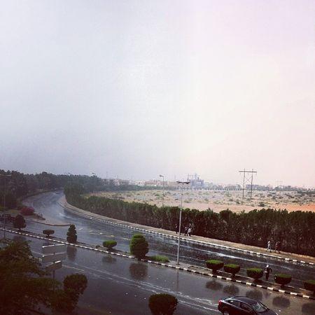 امطار _بقيق