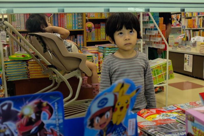 Snapshots Of Life Department Store Shopping Bookstore Cool Japan Candid Photography Kids Being Kids