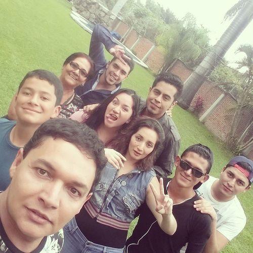 Ernuel Dano Ricardo Tiatere Valentino Carmen Amigos Fans Cuernavaca Junio2015 Coleccionandomomentos