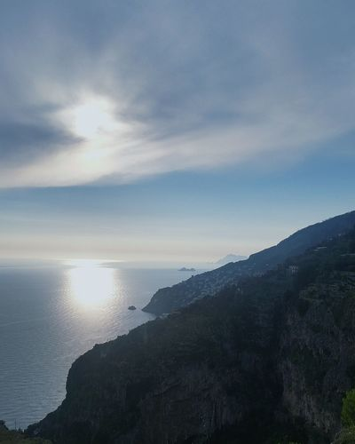 Amalfi Coast Furore Ocean Photography Sea Sky Sand Sun Tramonto Nature Wilderness Awe Beauty In Nature Scenics No People Outdoors Sky Day Italy Photos Costierasorrentina Sea Italy