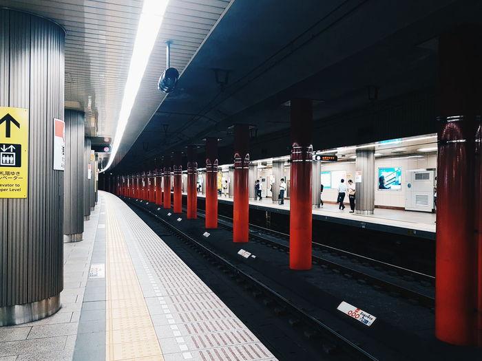 Train Subway