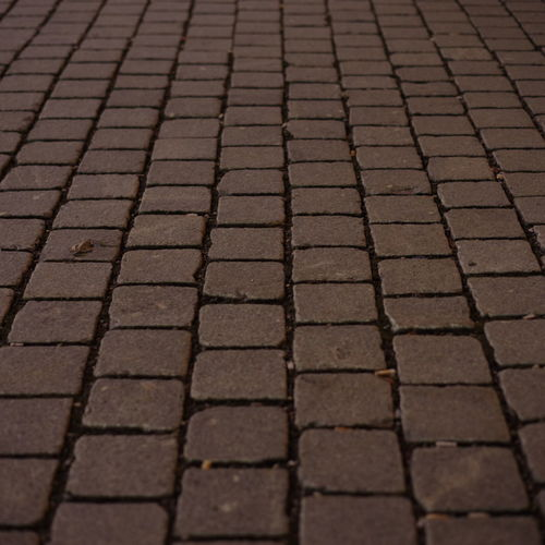 Pattern Backgrounds Full Frame Footpath No People High Angle View Street Textured  Day Paving Stone Close-up Repetition Outdoors Stone Cobblestone Design Nature Surface Level City In A Row Roof Tile