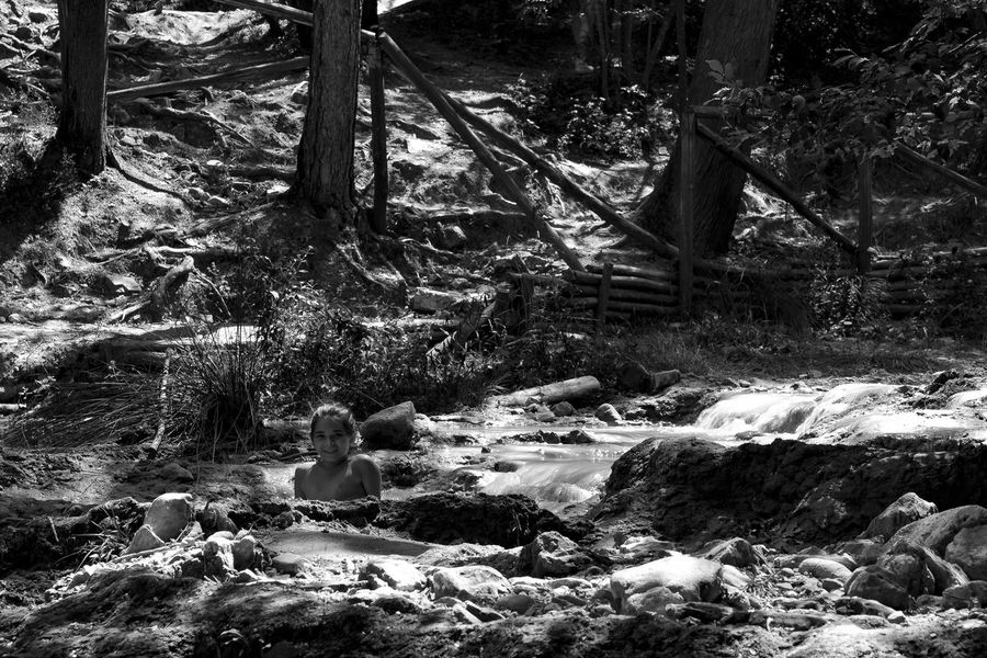 Beauty In Nature Black & White Black And White Blackandwhite Day Eyeemphoto Forest Landscape Light And Shadow Natural Spa Nature Nature Photography Non-urban Scene Outdoors Relaxing Remote Rock WoodLand Monochrome Photography