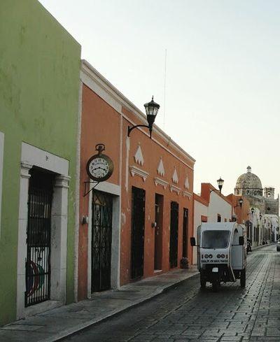 Campeche Mexico Somewhere In Mexico