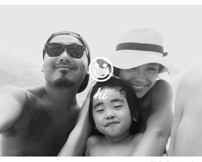 Hi👍👙🐠 Hello Beach 😚 太陽 らららー