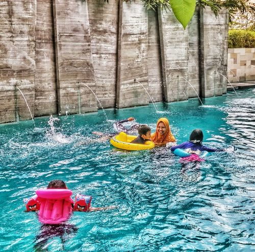 Swimming What Does Freedom Mean To You? Kids The Human Condition We Are Family Crystal Clear Water Dark Pink By Motorola Urban Sports Capturing Freedom