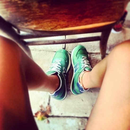 NewBalance Summer Verde Abbronzatura Vitapiena ♥Ѡ