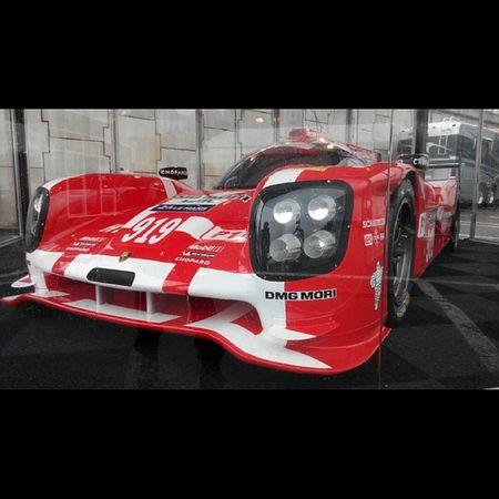 Lemans 24HoursofLeMans Porsche 919 Red
