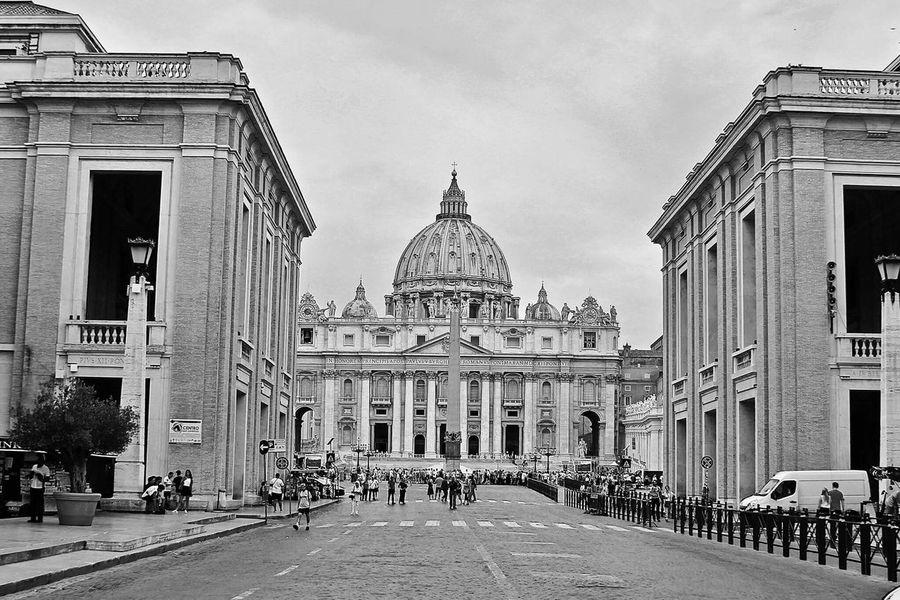 Vatican Dome City History Religion Italy