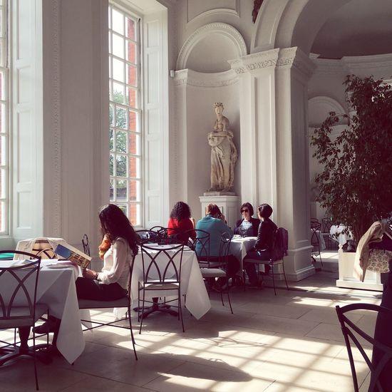 Afternoon Tea Kensington Gardens Enjoying Life Serene