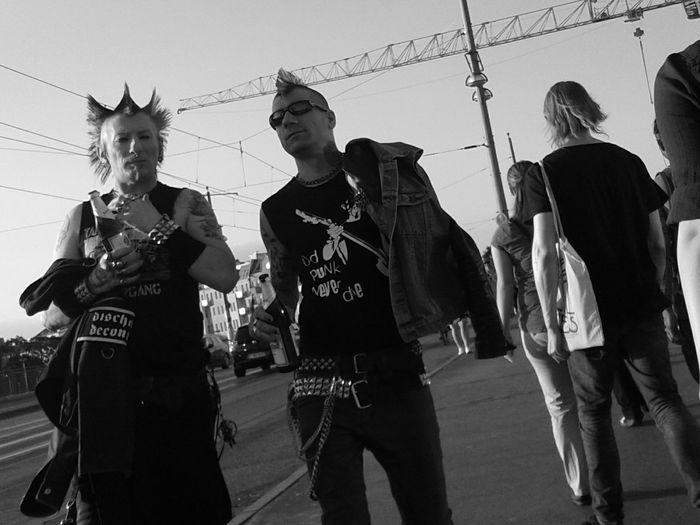 Spotted. Streetphoto_bw My Fuckin Berlin Punk