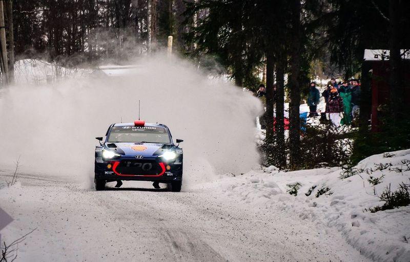 Rally Sweden Wrc Championchip