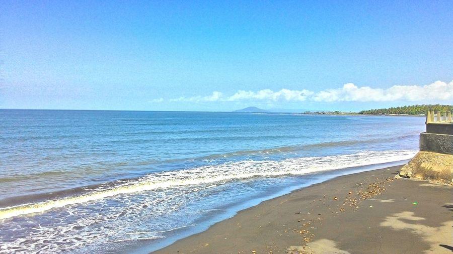traveler on beach Check This Out Onthebeach Belimmbing Sari Beach Visit Banyuwangi Eastjavatourism Wonderfull Indonesia