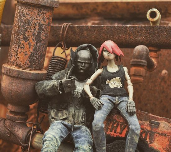 We are all searching for someone who's demons play well with ours Worldof3a ThreeA 3a Toy Photography
