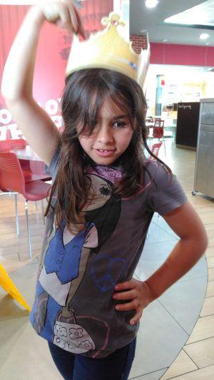 Mi Gitana. One Girl Only Girls Children Only One Person Childhood Looking At Camera Portrait Day Te Queremos Jesus Chema Tata Mamá Papá