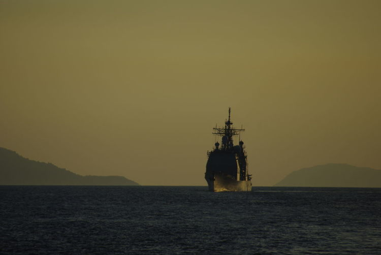 U.S. Navy Hong Kong