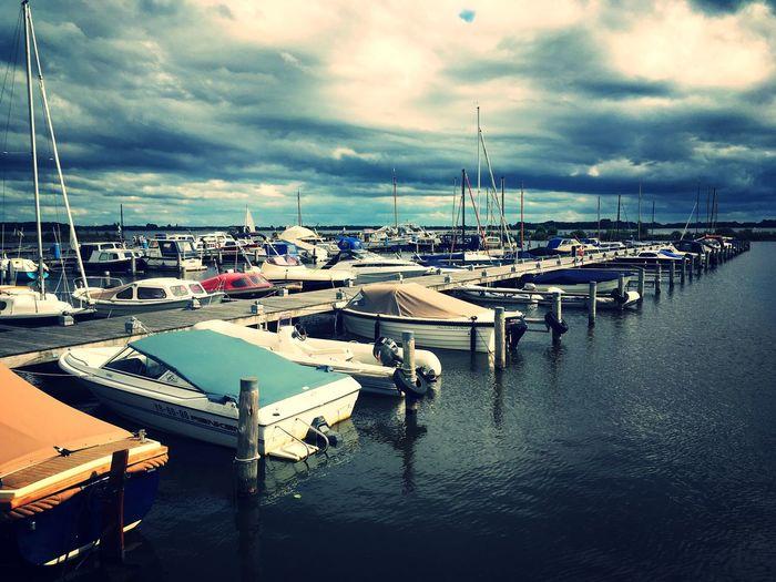 Oldambt Taking Photos Clouds And Sky Boats⛵️ Boat Oldambtmeer Midwolda EyeEm Boats Lakeshore Lakeside