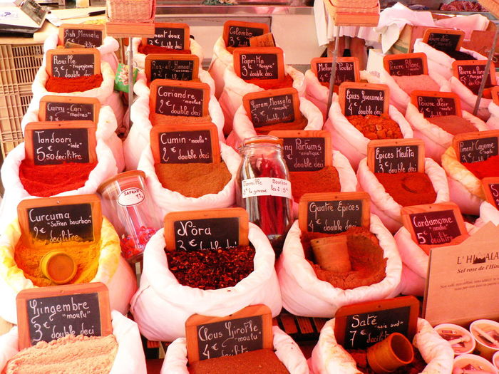 Nice red spices exposition Colour Of Life Food For Sale Large Group Of Objects Market Red Spice Shop Spices