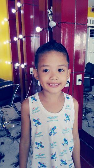 Haircut Kiddo