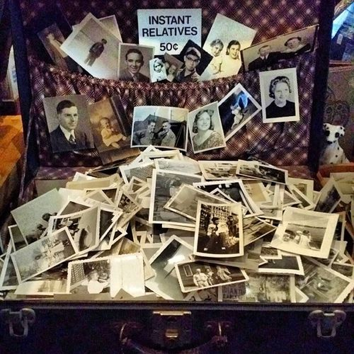 Feeling lonely or forgotten? Look no further! Oldphotos