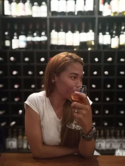 Wine Moments Let Me Take A Post With Pink Moscato Wine One Woman Only Wine Tasting Moscatowine
