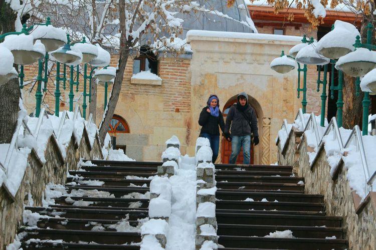 Cold Winter ❄⛄ First Photo 2015 EyeEm Best Shots Streetphotography Canon Eos 650D Wintertime Winter Konya Turkey ♡ Hello World