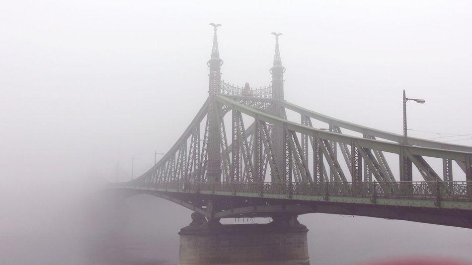 Bridge Bridgeporn Bridges Bridge View Mist Fog Foggy Morning Misty Morning
