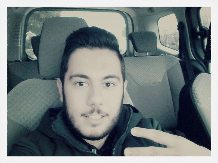Me Car Ride  Cbü Manisa Boring... First Eyeem Photo