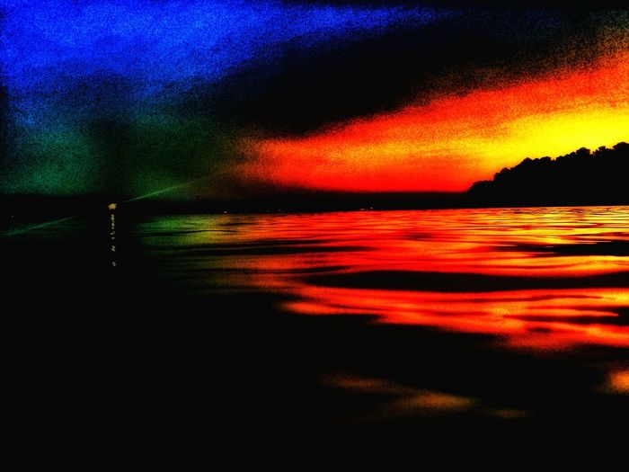 Color Palette LIFES GOOD!!Filterred Sunset Color Portrait Color Photography Color Canvas Lake Life Hanging Wid My Fiance Enjoy The Little Things Lifes Good Visual Feast