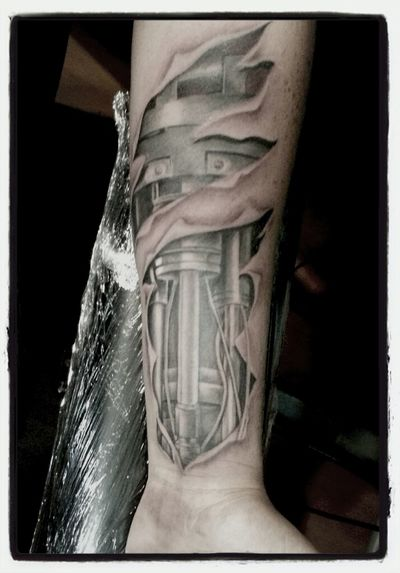 Tattoo Biomechanic