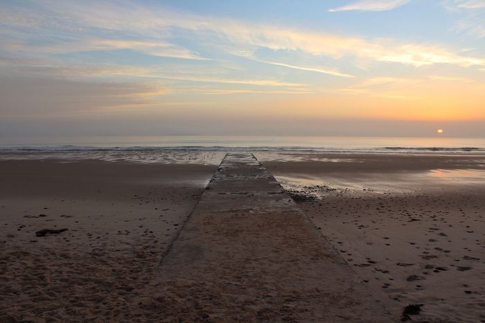 Blyth Pier Sunrise