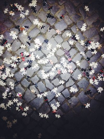 Puzzle  Beautiful Disaster