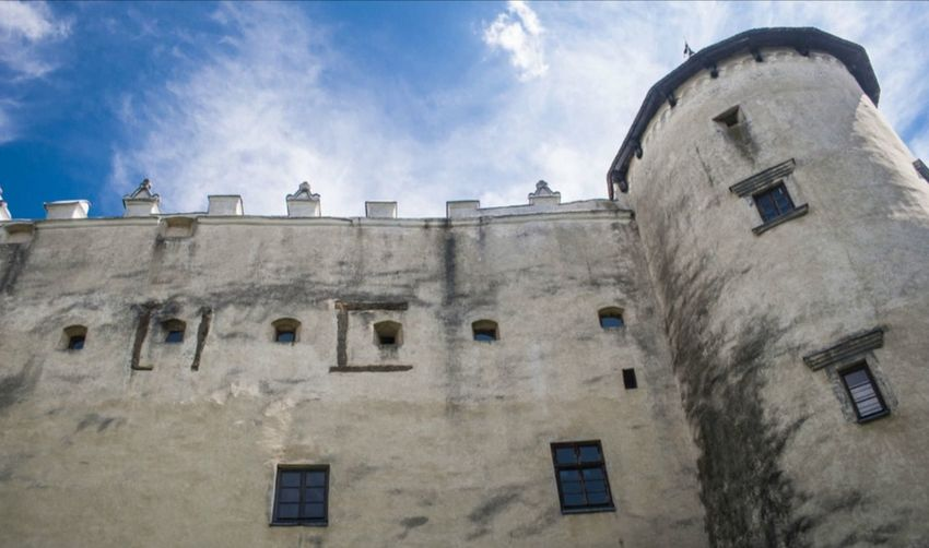 Niedzica Castle Sky Tower
