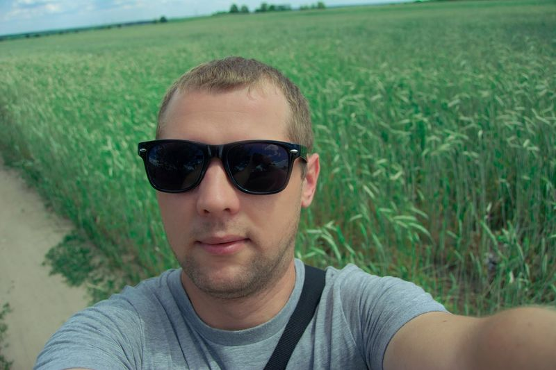 Me and nature Human And Nature Field Background Outdoors Belarus Nature Freshness Great Outdoors From My Point Of View By Ivan Maximov Colors Of Summer Nature Portrait Self Nature Lover Nature