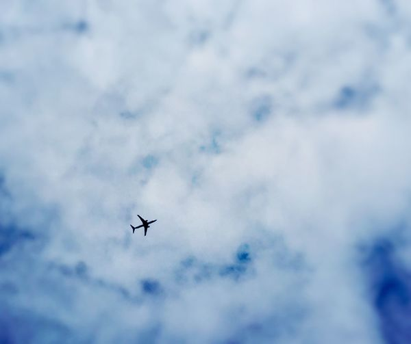 Air Plane EyeEm Best Shots Memories ❤ Sky And Clouds Sky_collection Airplane Blue Sky Sky_collection AirPlane ✈ Plane Bluesky