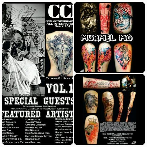 Nächste Ausgabe des CCI Magazin aus den USA ! 2 Seiten bunten Spaß mit mir ... CCI Tattooartist  Tattoo Tattooman tatts inkmodel ink inkman fit fitness life lifestyle leben lieben lachen glaube liebe hoffnung berlin goodday artpirat murmelmo piercing rocknroll rockabilly tattoomodel sublimevillaberlin
