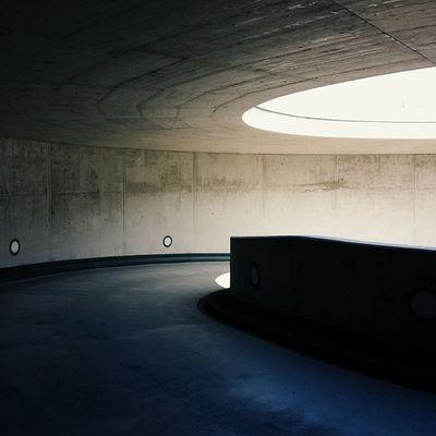 Architecture Roundandround Concrete Parkinglot thisisleipzig vscocam vsco_spotlight