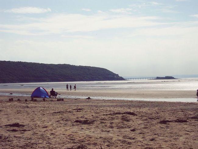 Sand Bay Weston-super-mare Somerset
