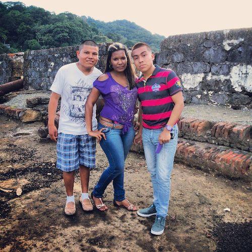 Friends Portobelo Colon Trip