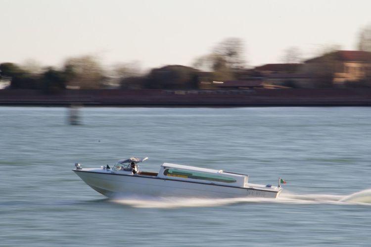 Boats Boat Blur