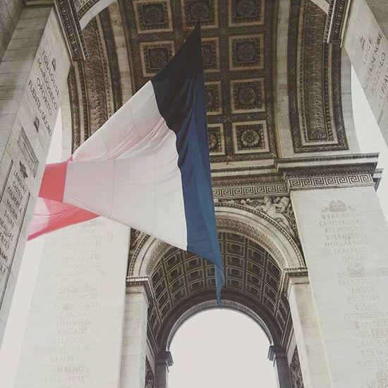 Vive la France ▪Champselysées France Paris