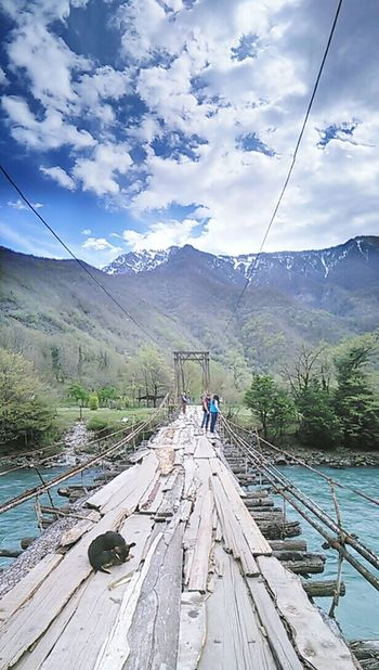Abkhazia Mountain Nature Landscape Outdoors Caucasus Nofilter