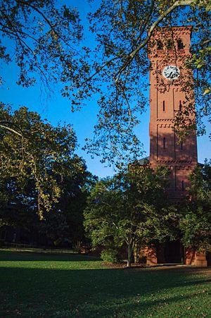 Hampton University Freshness Architecture brick