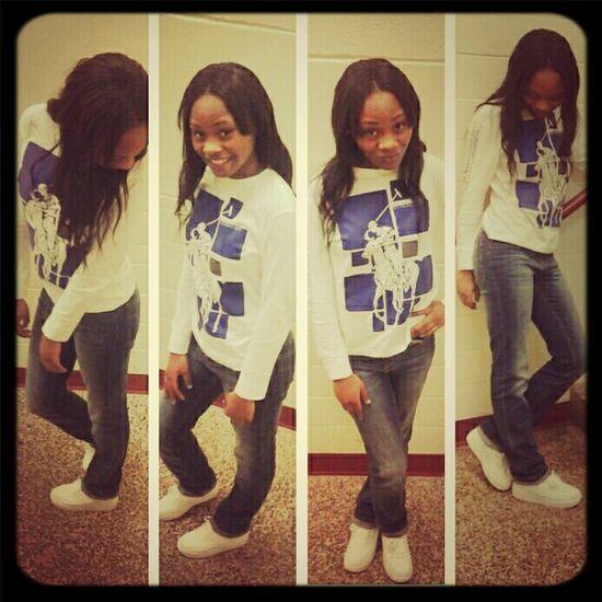 Never Met A Mf Fresh Like Me,all These Mfs Wanna Dress Like Me