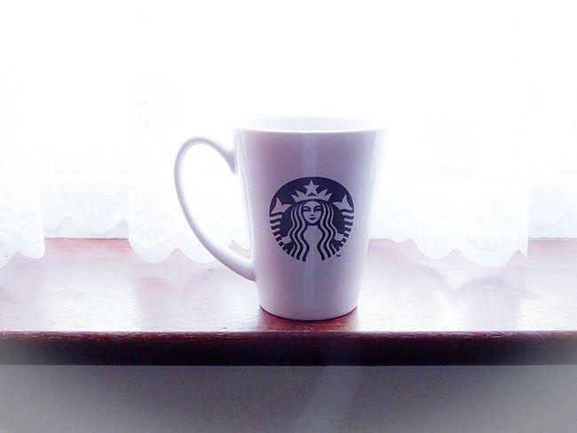 Easy like Sunday mornin'. Starbucks Starbucks Mug Tea Weekend Easter Public Holiday Photoshop Express App. VSCO Vscocam