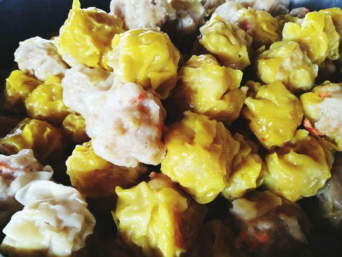 Dimsum Chinese Food Delicious Yellow Dimsumbreak